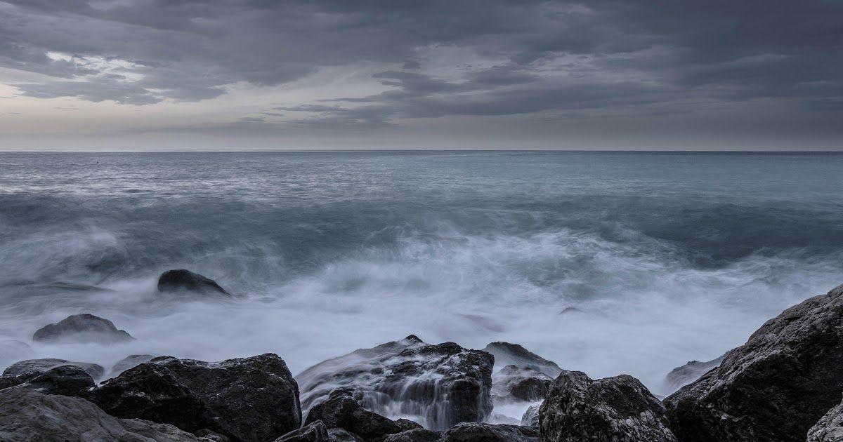 31 Pemandangan Pantai Hitam Putih Di 2020 Dengan Gambar