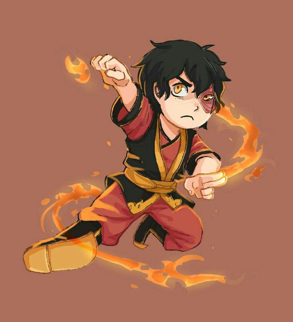 Angry little ZuZu | Avatar | Avatar aang, Avatar, Avatar world