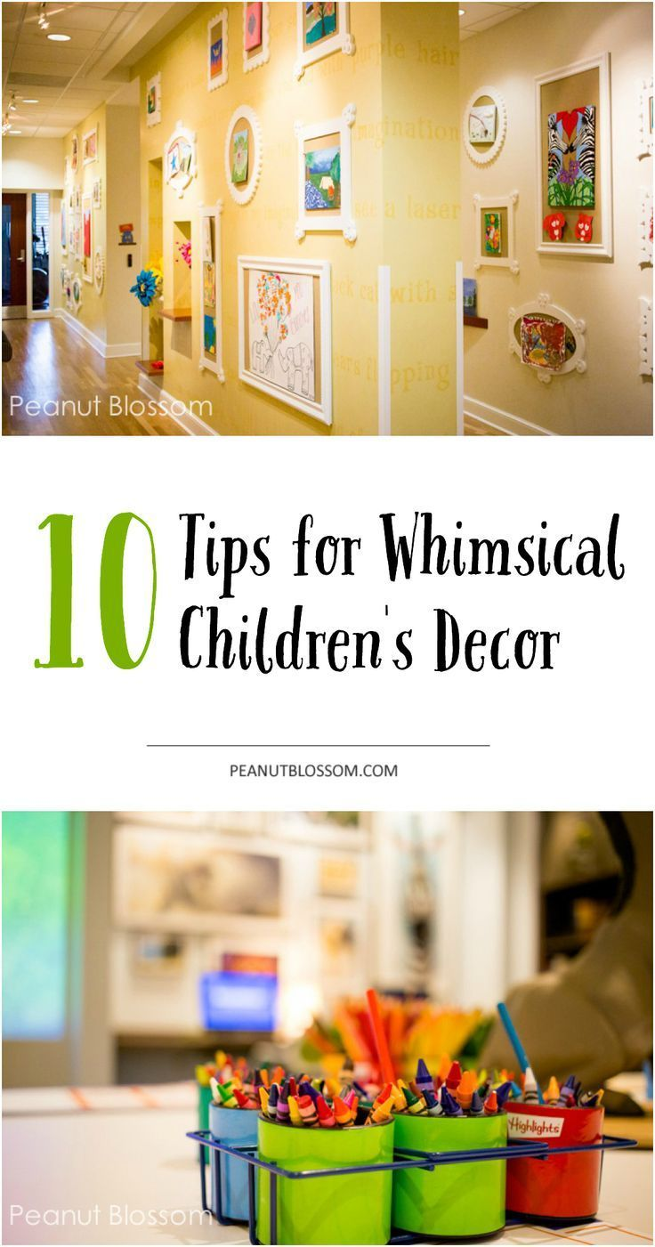 10 awesome ideas for kid friendly decor and making your home ...