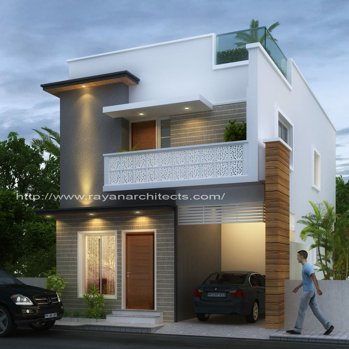 Modern House Exteriors Plans Dream Houses Small Cool Designs Design Also  Contemporary Marla Pinterest Rh