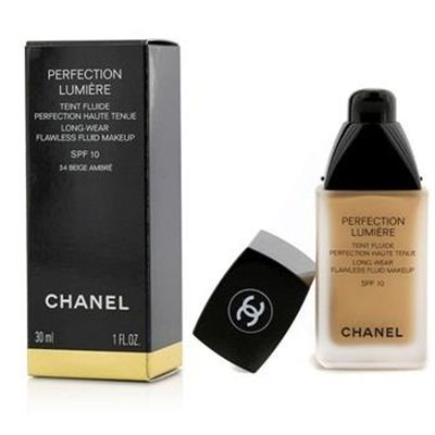 Chanel Perfection Lumiere Long Wear Flawless Fluid Make Up SPF 10 - # 34 Beige Ambre 30ml/1oz Make Up