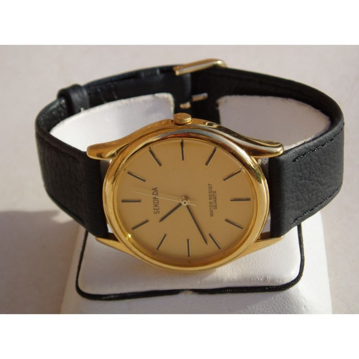 453e510bf Mens Sekonda leather strap watch RRP £34.99 Listing in the Sekonda, Wristwatches,Watches,Jewellery & Watches Category on eBid United Kingdom |  144046554