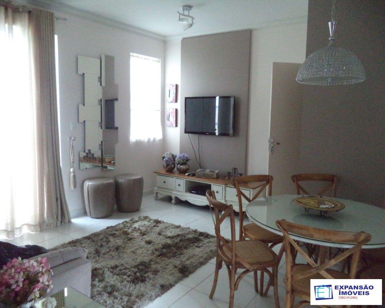 Apartamento Para Loca O Centro Itabira Sala Varanda 03 Quartos  -> Sala E Cozinha Conjugada De Pobre