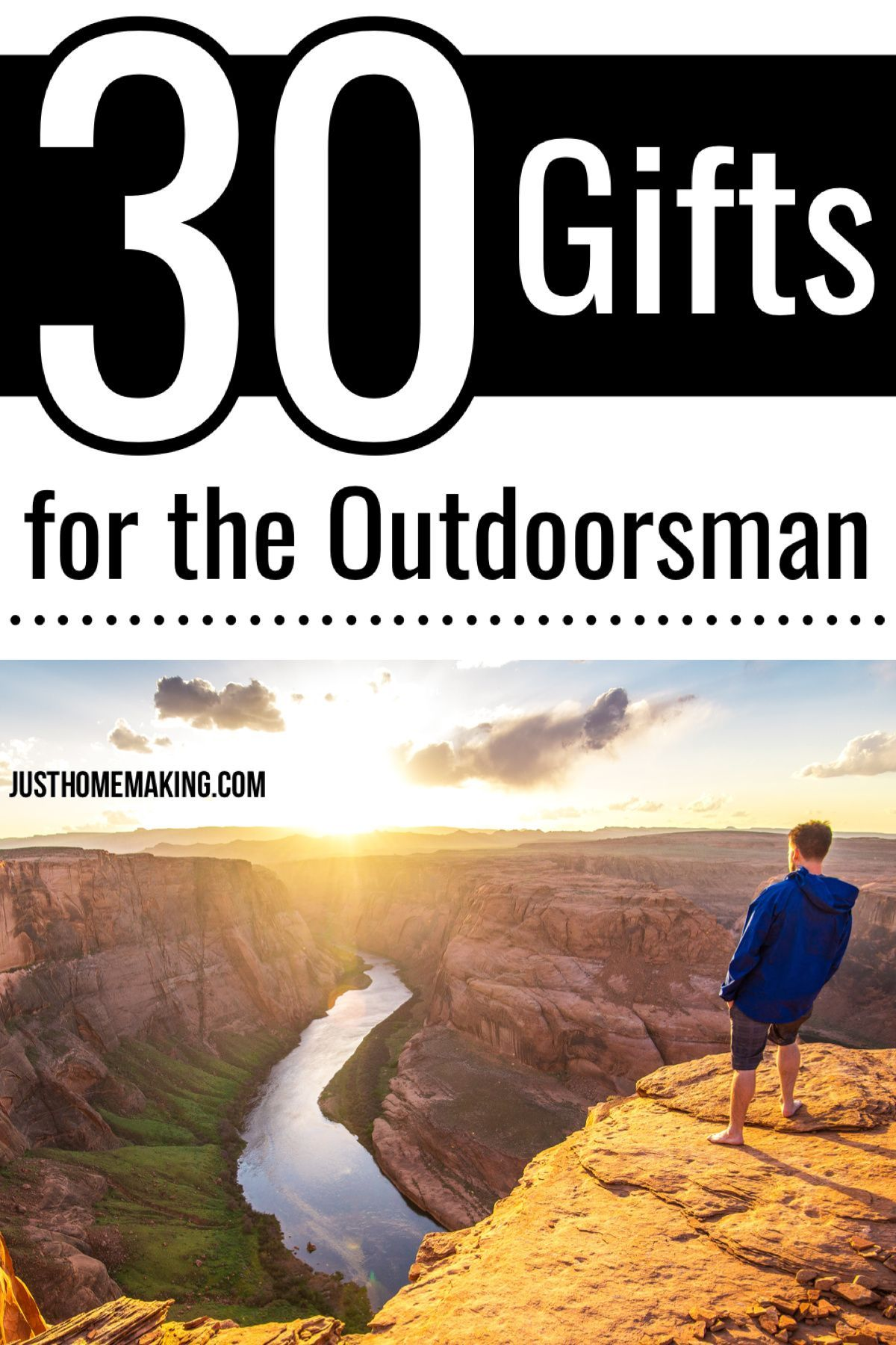 Best Christmas Gifts for Outdoorsman in 2020 | Outdoor dad