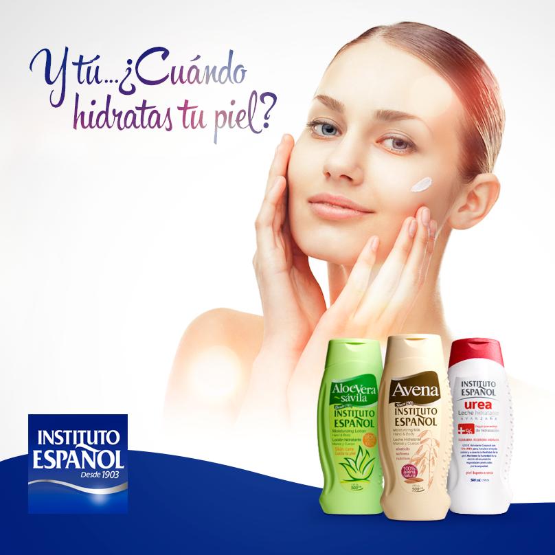 ¿Hidratas tu piel por la mañana o por la noche? Recuerda que lo importante es hacerlo cada día.