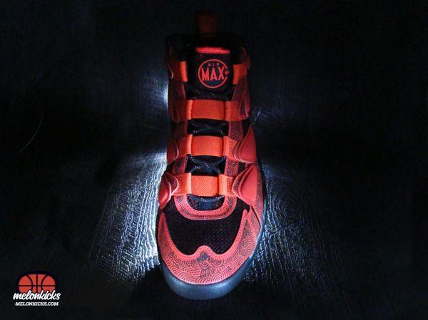 Custom Nike Air Max Uptempo HOH