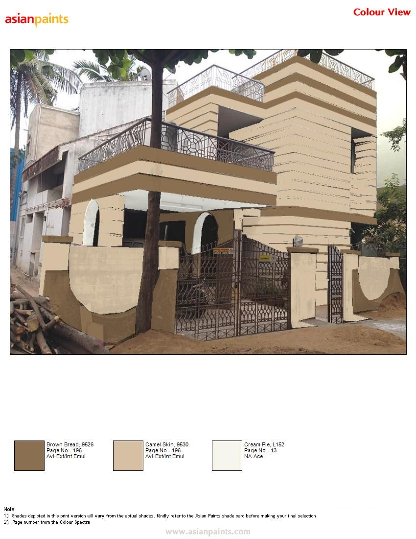 Pin On Color Combination For Exterior