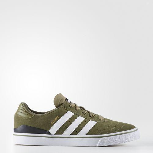 adidas Busenitz Vulc ADV Shoes - Green