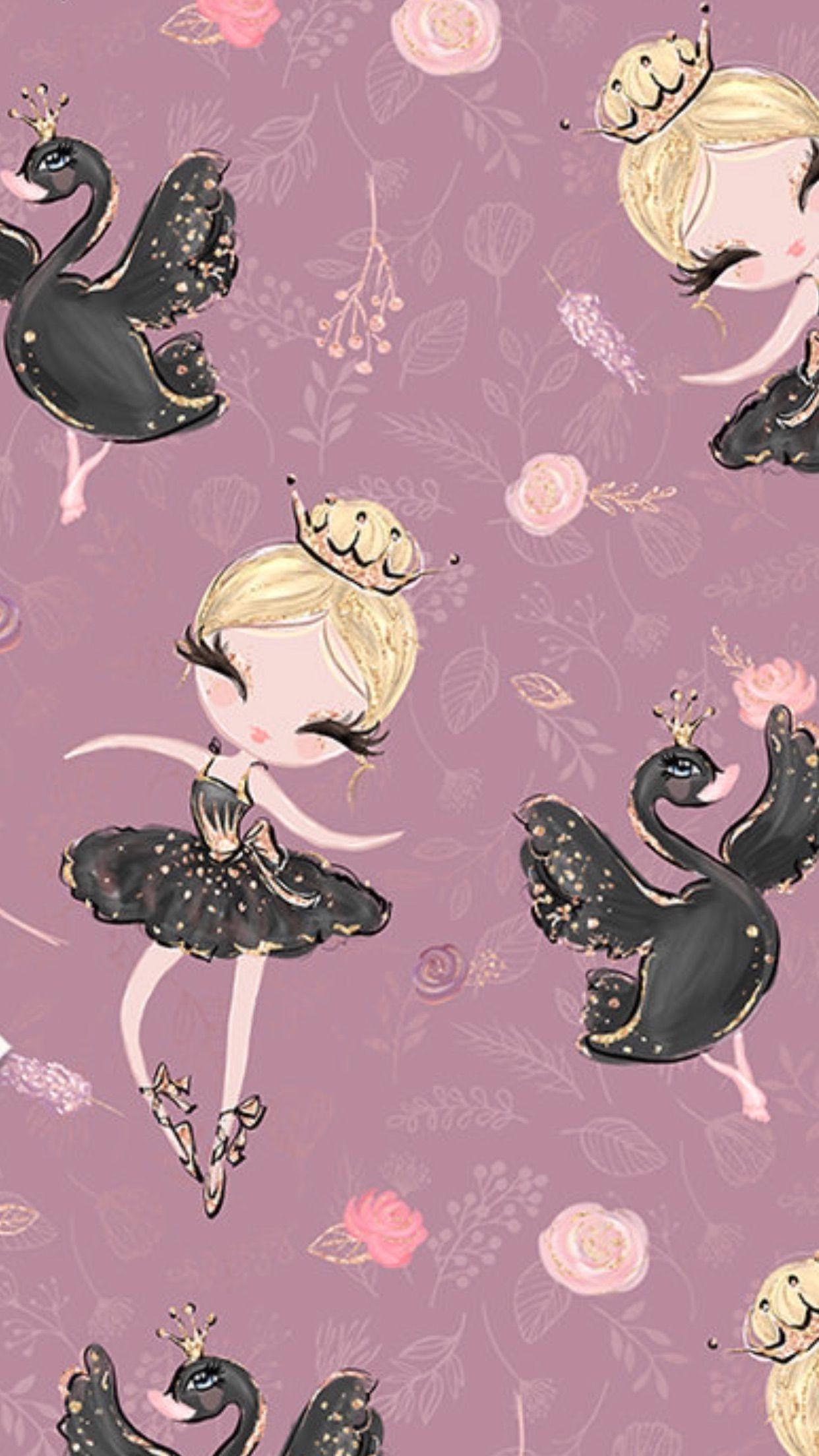 Pin By Amal Khalifa On Wallpapers Pattern Wallpaper Unicorn Wallpaper Cute Wallpapers