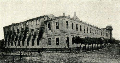 Resultado de imagen para incendio del colegio del salvador