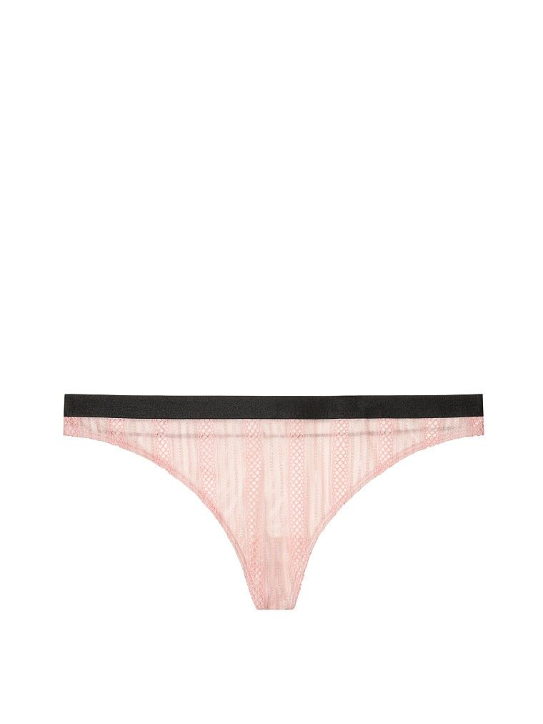 Banded Strappy V-string Panty - Very Sexy - Victoria's Secret