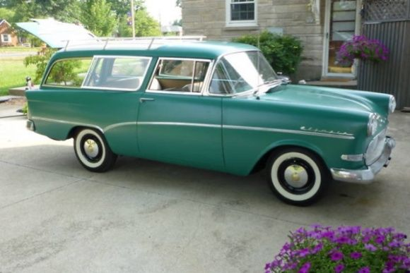 1960 Opel Caravan Station Wagon For Sale Front | clothes ...