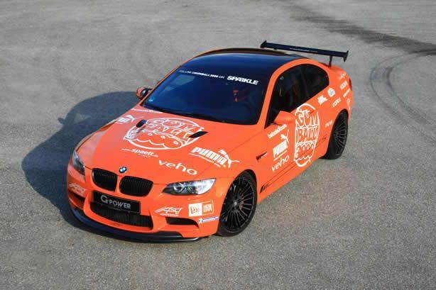 G-Power revises its BMW M3 GTS tuning program