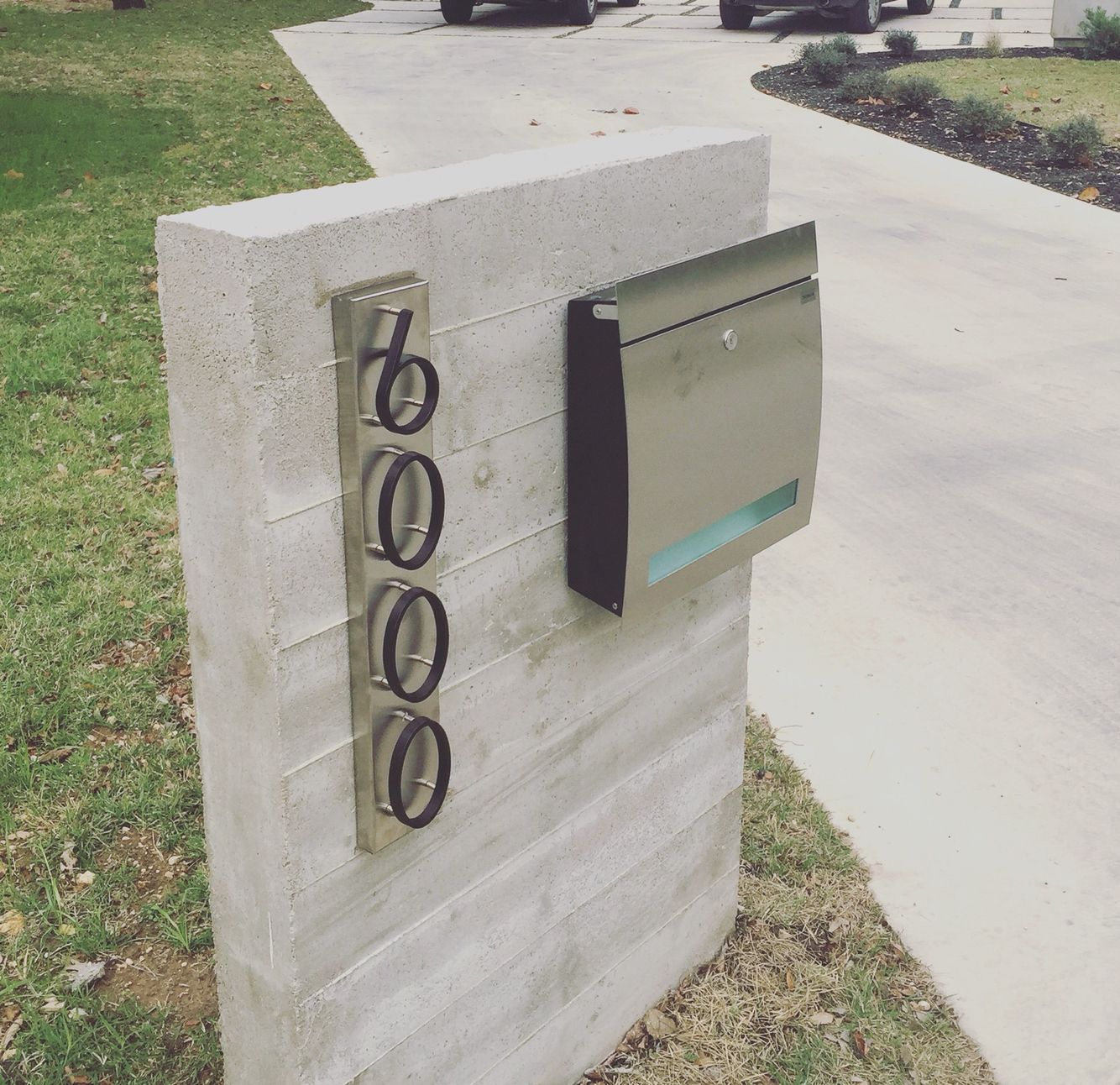 Contemporary Affordable Mailboxes Zion Star
