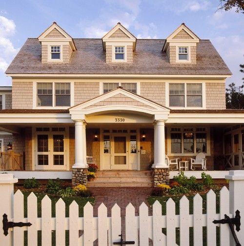 This Website Is Awesome Now Only If I Could Make It A Reality Dutch Colonial Homes Colonial Exterior Colonial House Exteriors
