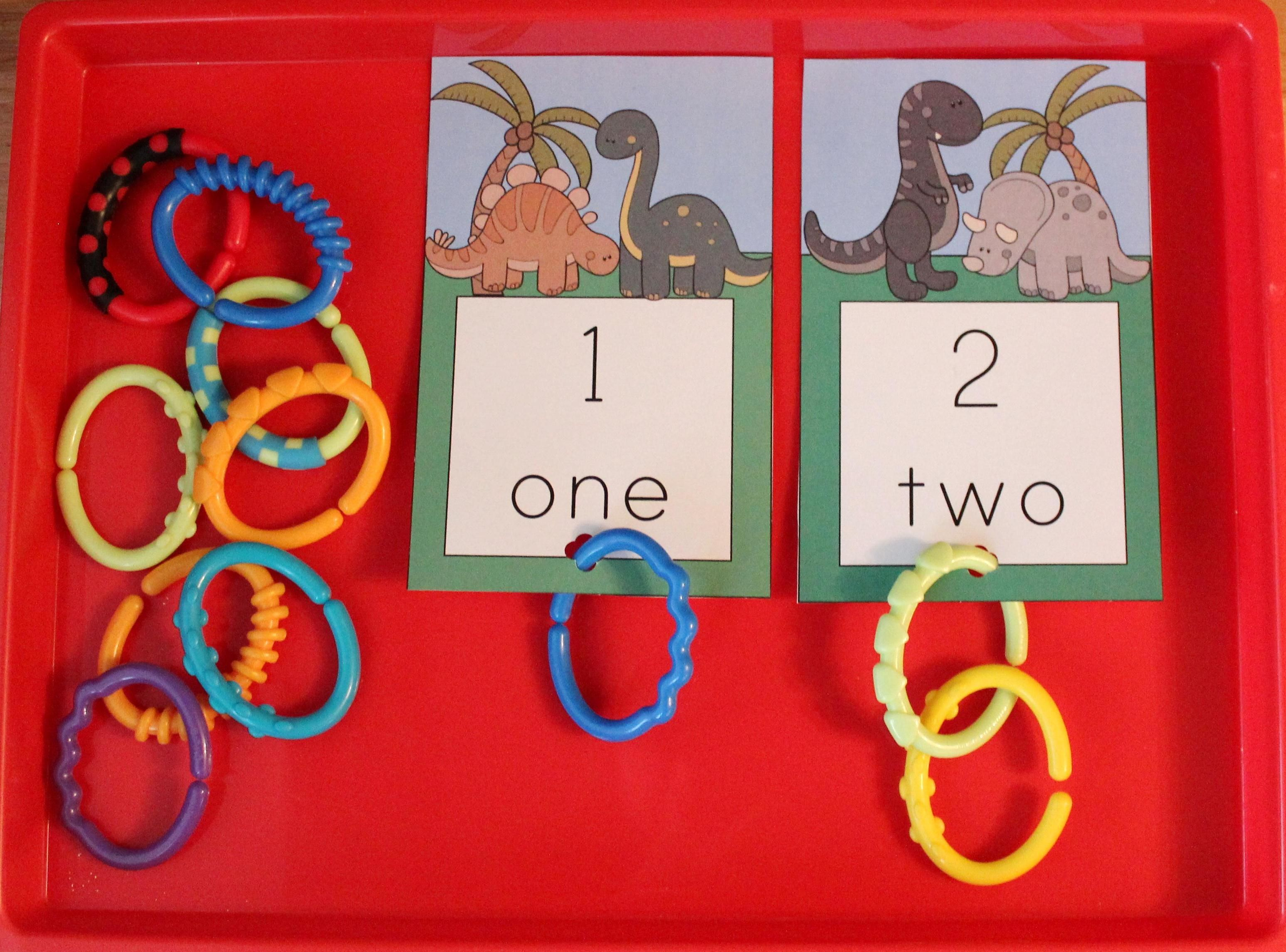 I Have Added A Few New Dinosaur Themed Math Activities To