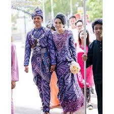 Baju Pengantin Purple Wedding Dress Ideas Wedding Gowns With