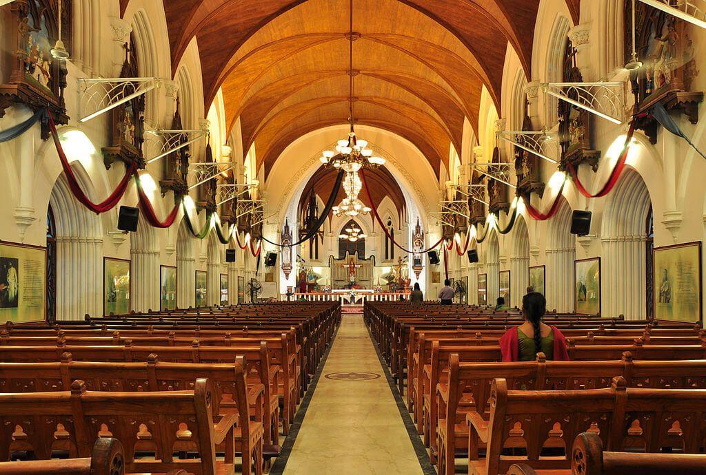 Old Catholic Basilicas goa