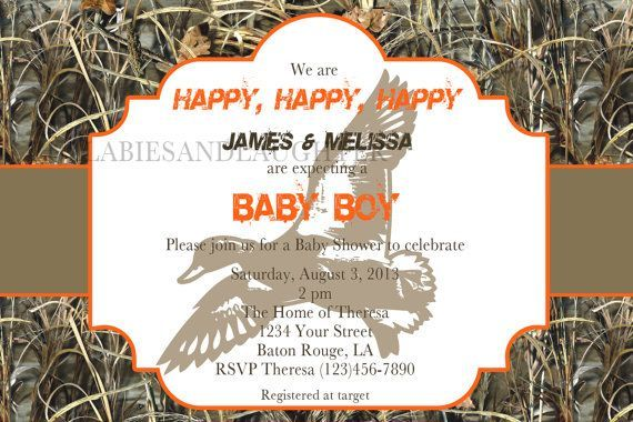 Camouflage baby shower invites boy realtree camo baby shower camouflage baby shower invites boy realtree camo baby shower invitation real tree max 4 filmwisefo