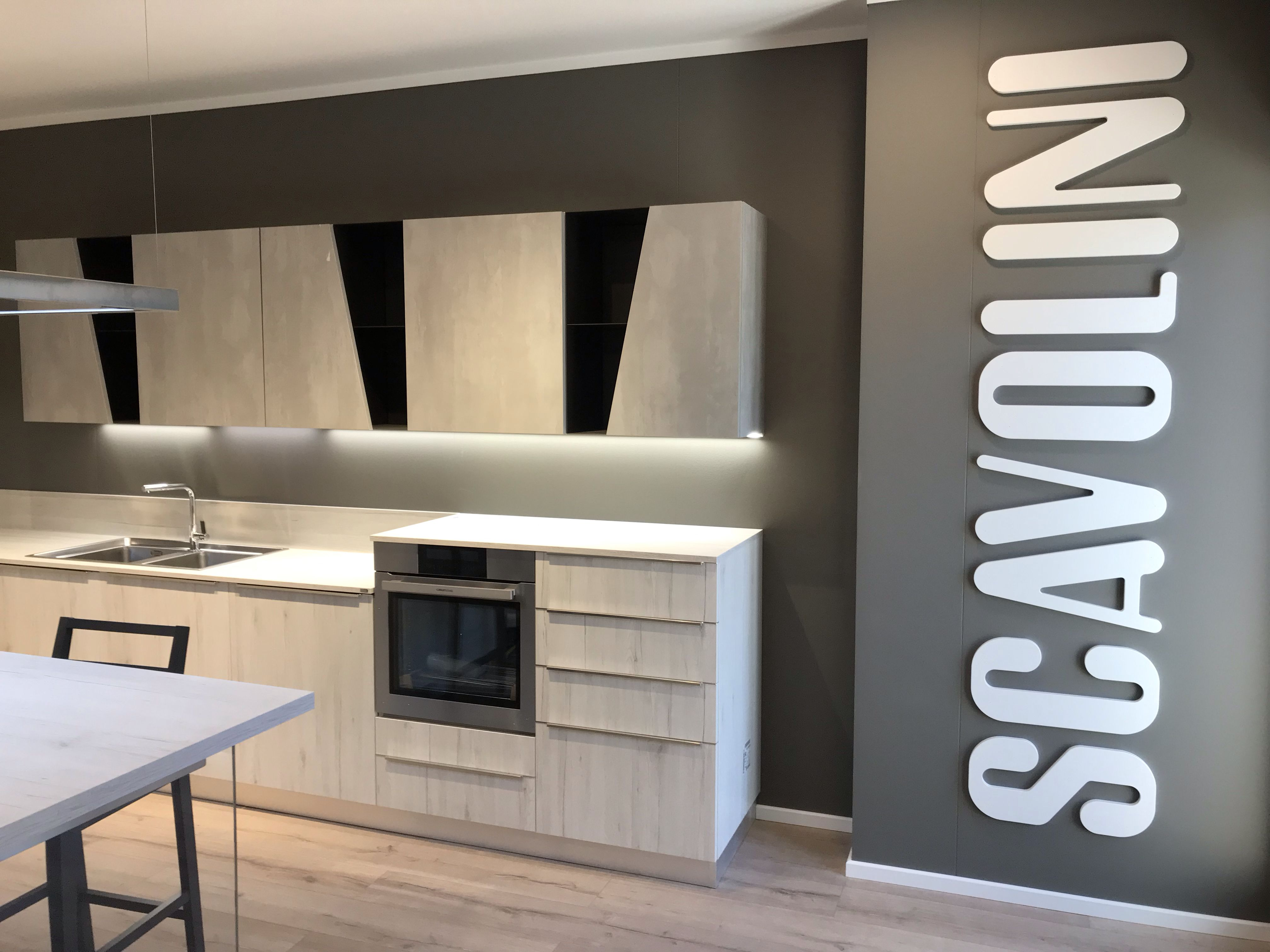Nuove cucine Scavolini in esposizione presso il punto ...