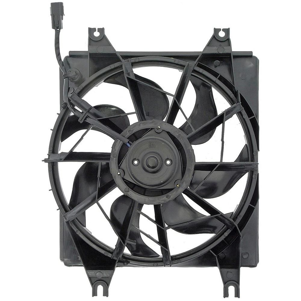Oe Solutions Radiator Fan Assembly Without Controller 1995 1999