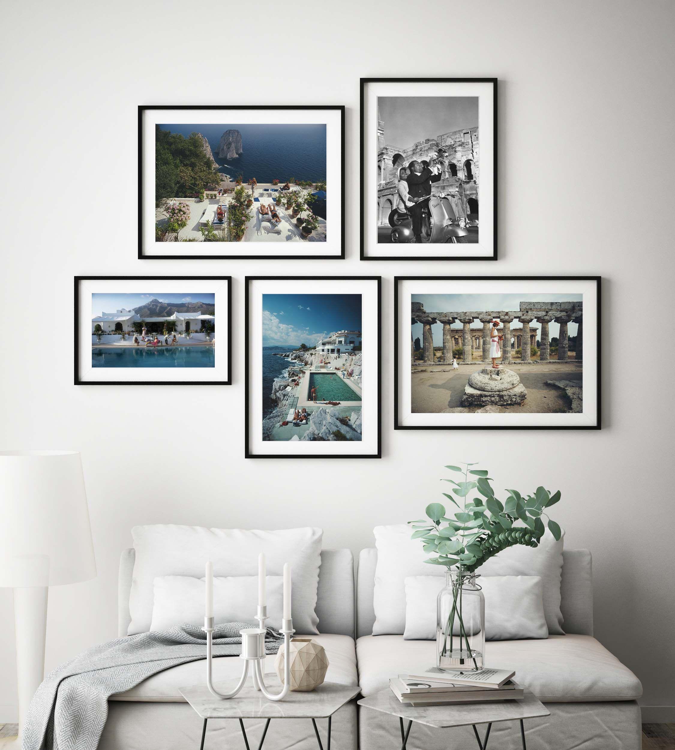 Slim Aarons Framed Prints Slim Aarons Photography Gallery Wall Slim Aarons Prints