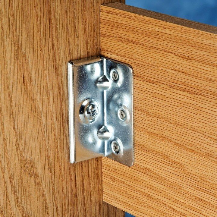 No Mortise Bed Rail Brackets With Images Restoration Hardware