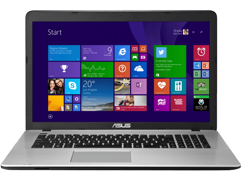 Asus R752lk T4058h Notebook Mit 17 3 Zoll Display Core I5 Prozessor 8 Gb Ram 1 Tb Hdd 24 Gb Ssd Geforce Gtx 850m Acer Laptop Notebook Zubehor Notebook Kaufen