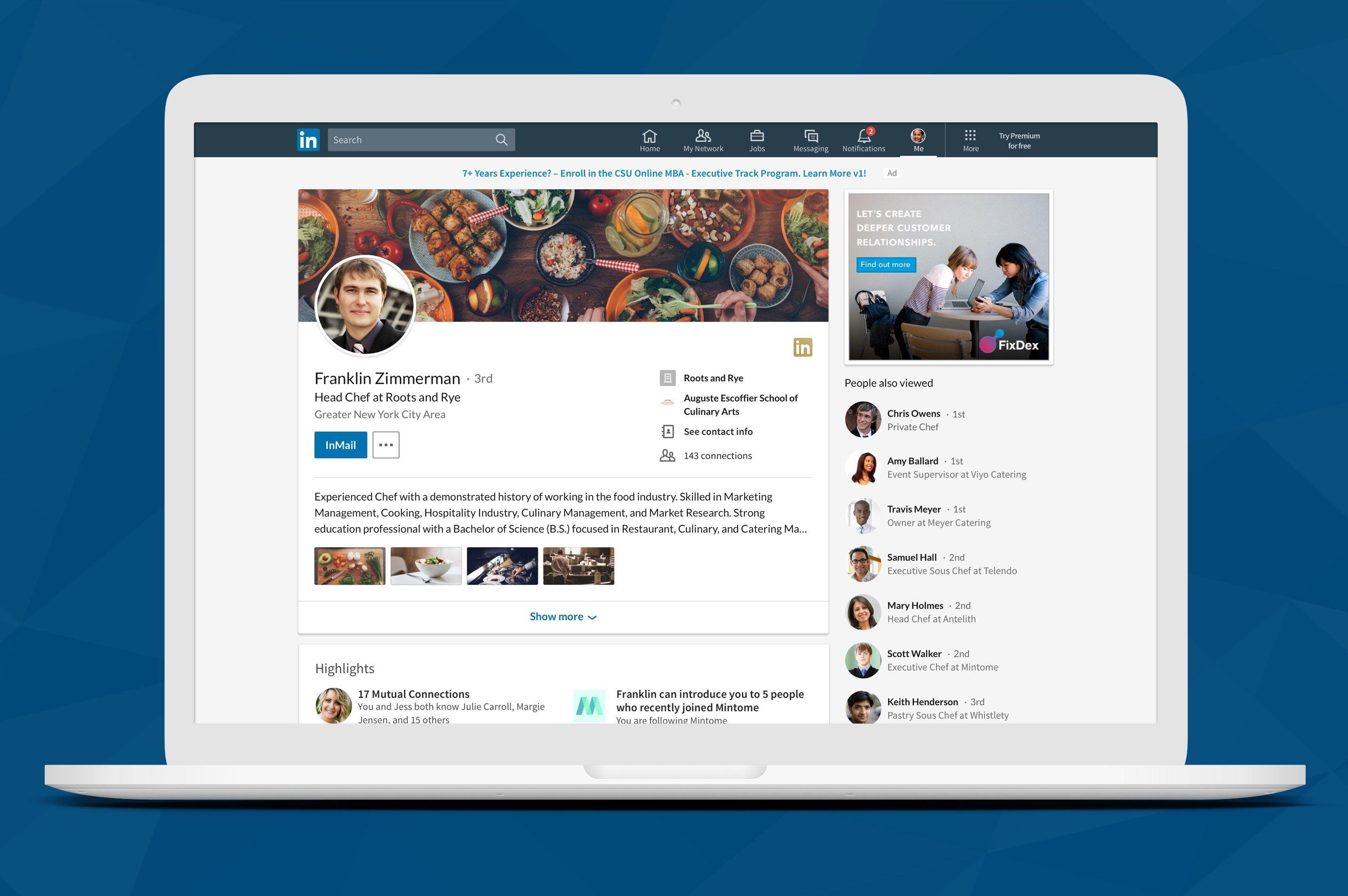 LinkedIn Tips to Keep Your Profile Fresh Charu Jangid