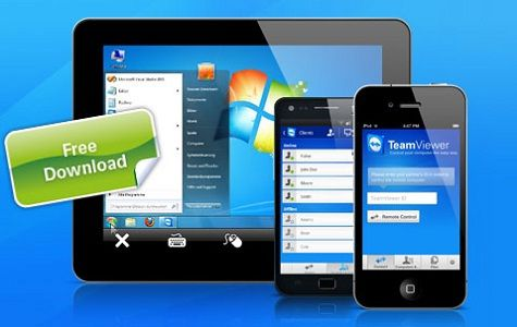 TeamViewer Version 8 Released For Android, iOS and Windows 8