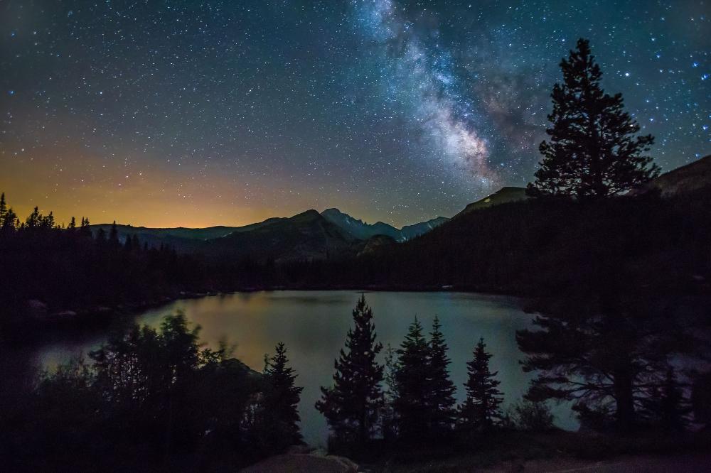 FOTO: Národní park Skalnaté hory v USA - Aktuálně.cz