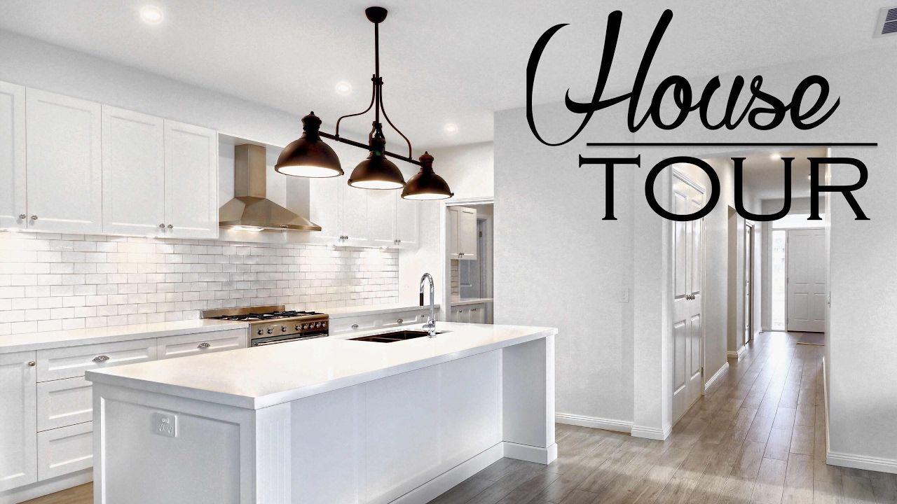 DREAM HOME EMPTY HOUSE TOUR!