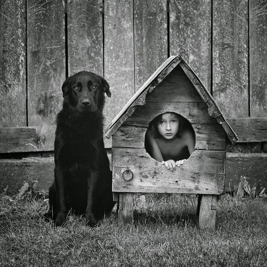 Фотограф Sebastian Luczywo   Винтажная собака, Фотографии ...