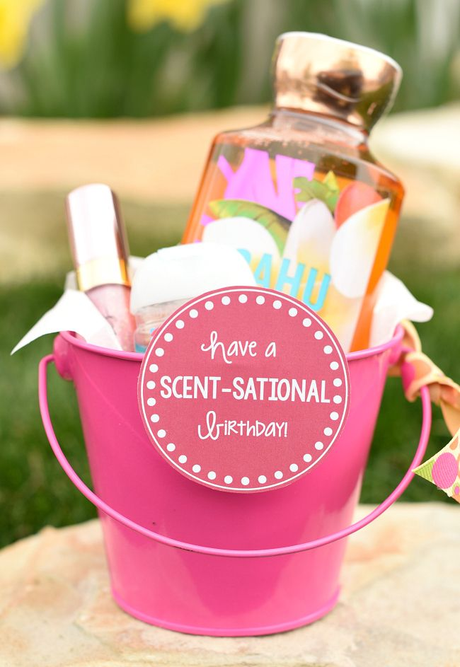 Scent Sational Birthday Gift Idea For Friends Fun Squared Creative Birthday Gifts Cute Birthday Gift Birthday Gifts For Best Friend