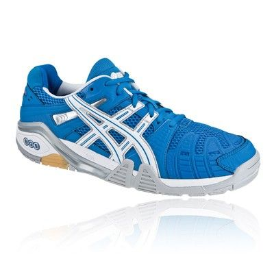 Asics Gel-Progressive Men's Indoor Court Shoes Blue White Gray,Modern  sneakers up to