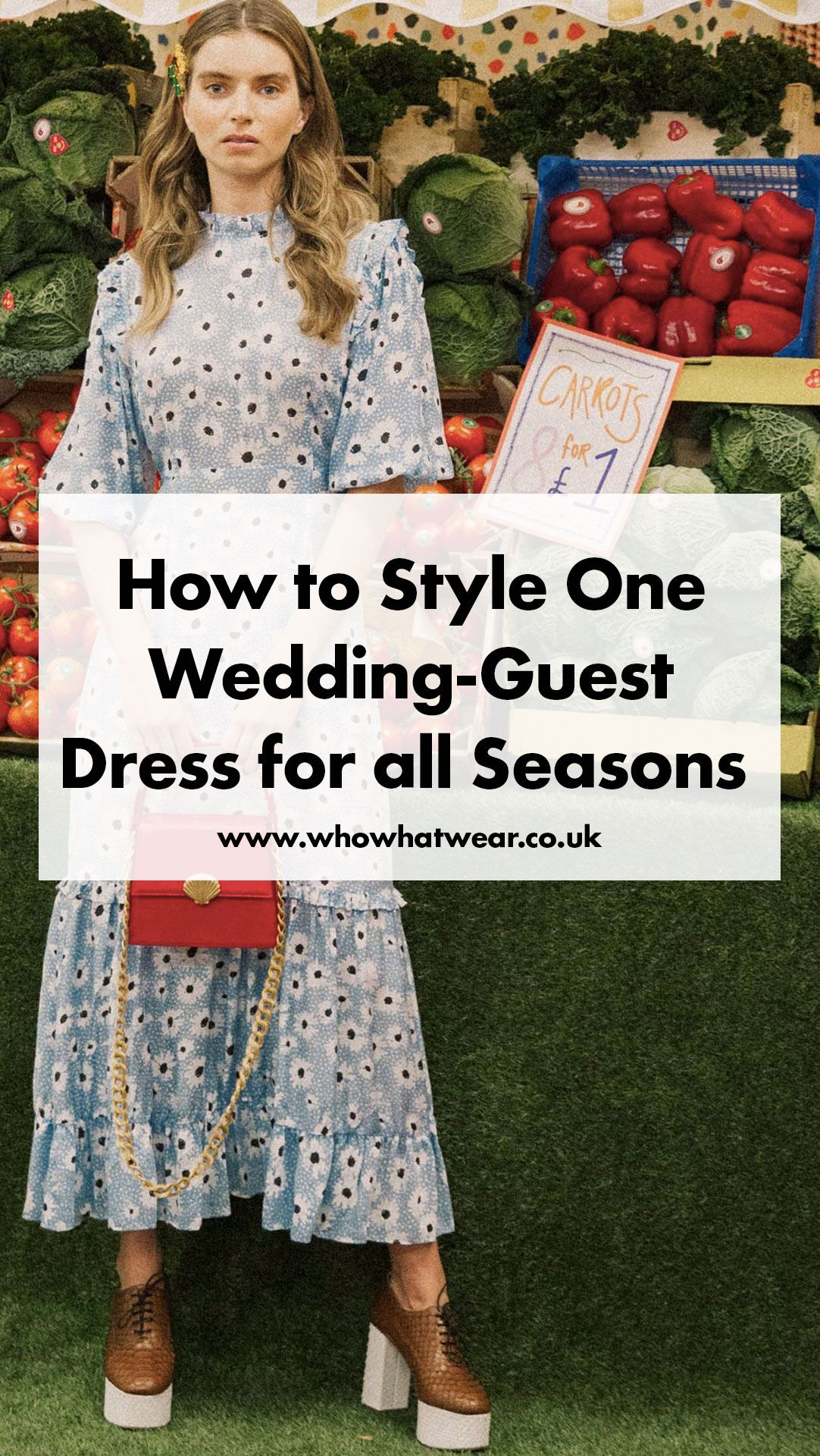 cc71f9bb9fe ... Struggling to decide what to wear as a wedding guest for multiple  weddings in 2019  Let us help with our guide to wearing one dress multiple  ways. See ...