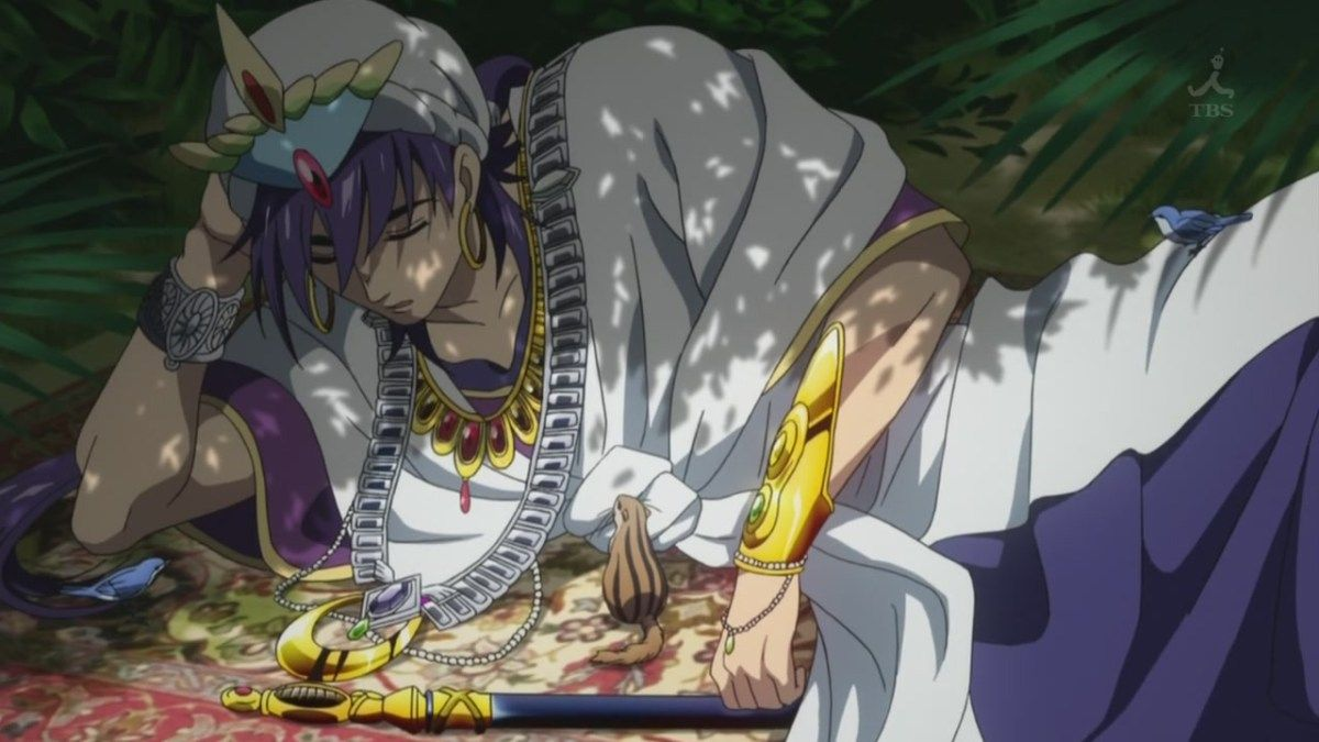 9 Anime Series Inspired by Classic Literature Anime magi