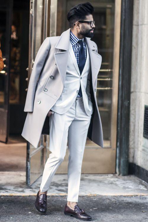 "csmartfx: "" Dapper. Attending Toronto Man's Fashion Week Day ONE """