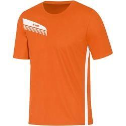 Photo of Jako Damen T-Shirt Athletico, Größe 40 in Orange / Weiß, Grö…