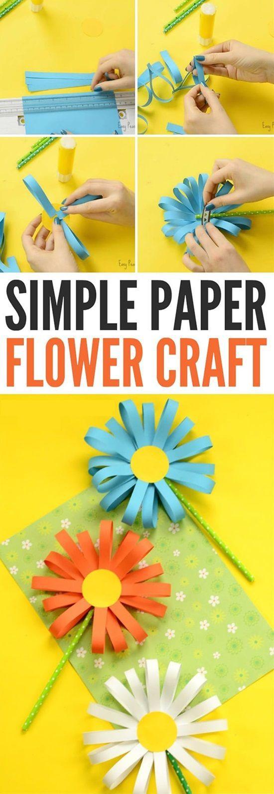 15 Amazing Diy Paper Crafts Tutorials For Your Kids Diy Paper