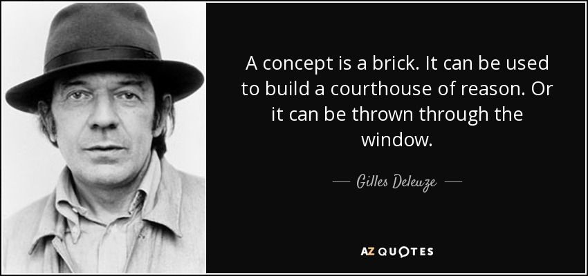 50 Quotes From Gilles Deleuze A Z Quotes 50th Quote Basic Quotes Quotes