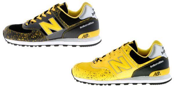 new balance m 574 yellow