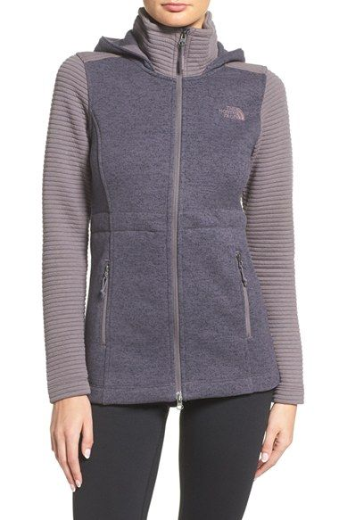 f9a2b9a9e Free shipping and returns on The North Face 'Indi' Fleece Jacket at ...