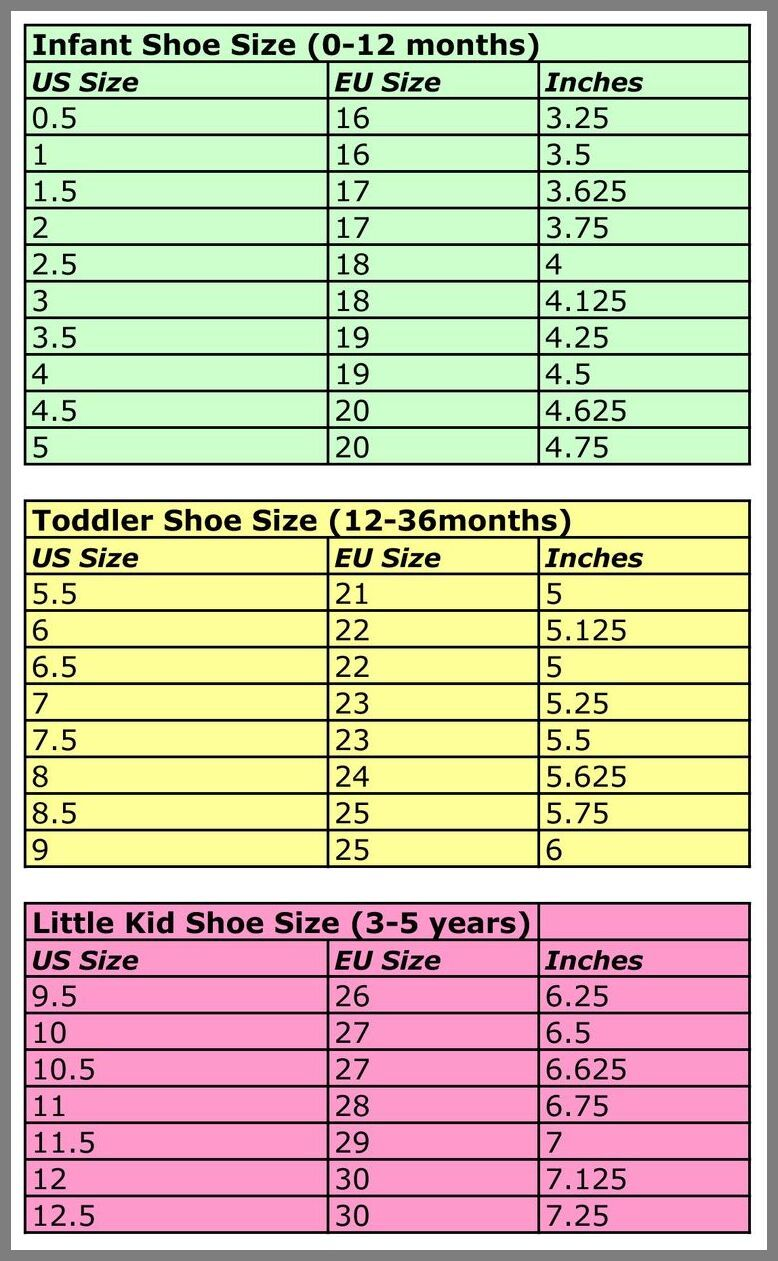75 Reference Of Toddler Shoe Size Euro In 2020 Toddler Shoes Baby Boy Shoes Baby Shoe Sizes