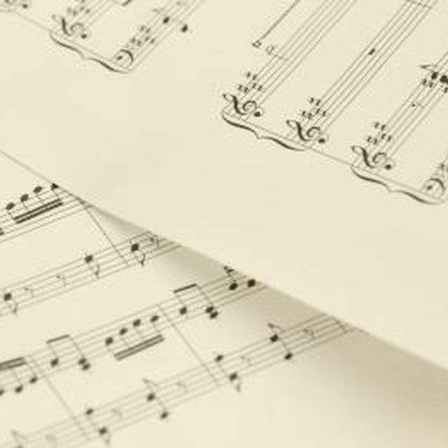 How To Translate Music Notes Into Letters With Images Piano