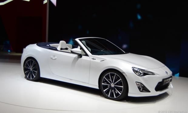 Toyota FT 86 No Fkn Way! Toyota Sports Car Is Looking Good!