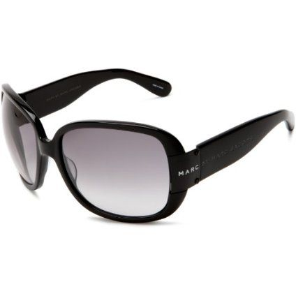Marc By Marc Jacobs Women S Mmj 013 S Oversized Sunglasses Black