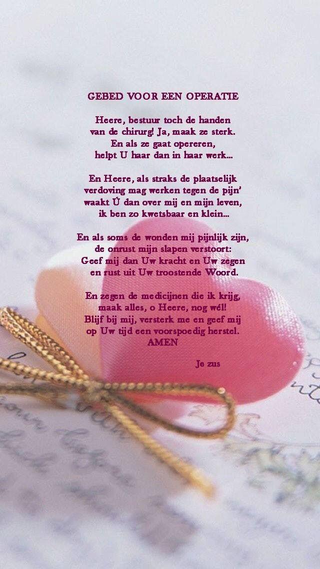 Gebed Operatie Gedichten Vriendschap Gedichten En Citaten