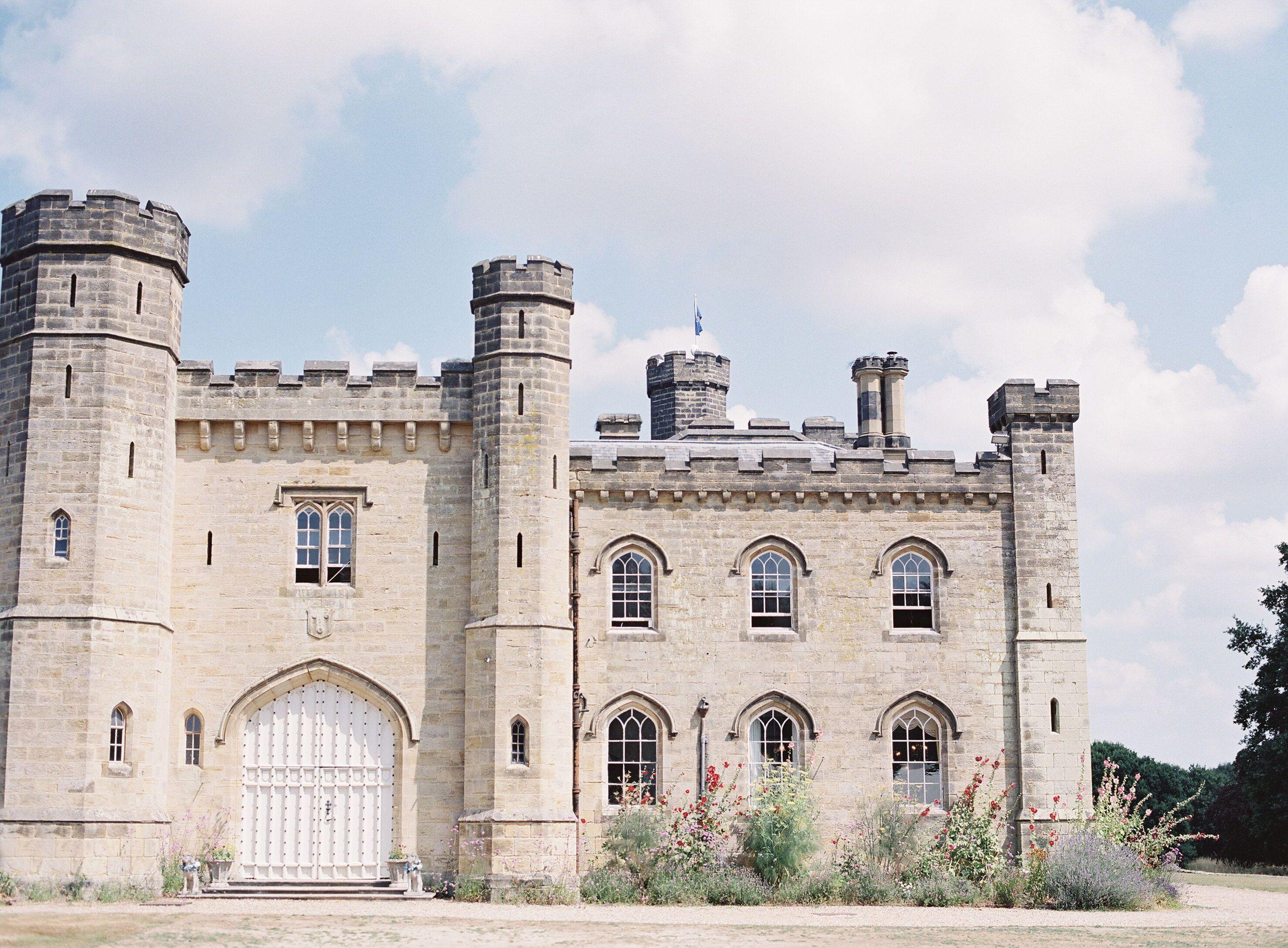 Chiddingstone Castle, Kent, Luxury UK Wedding Venue in