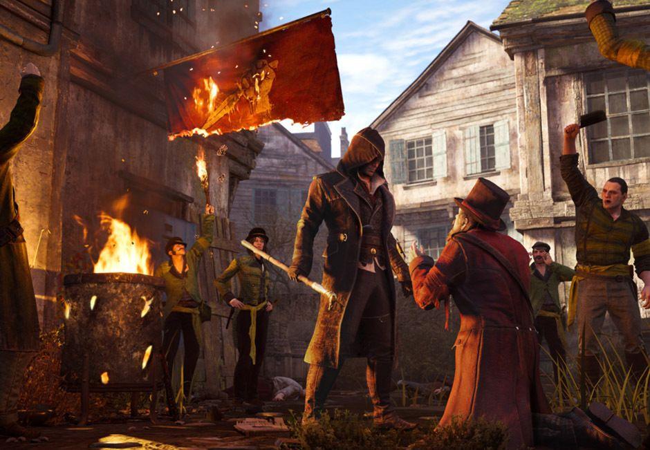 El nuevo Assasin's Creed Syndicate te encarna en la piel de los hermanos Frye, protagonistas de este Londres victoriano de 1868. Es el primer juego de esta saga que te permitirá cambiar libremente entre sus dos protagonistas, estará disponible a partir de este 23 de octubre.